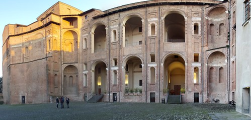 Palazzo Farnese - Piacenza by marco_ask, on Flickr