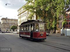 St. Petersburg (RUS) (Robert Leichsenring) Tags: russia petersburg tramway strassenbahn russland россия трамвай санктпетербург