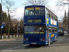 13518 (C158 HBA) - Didsbury, Manchester (didsbury_villager) Tags: manchester stagecoach 13518 c158hba
