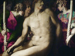 Rosso, The Dead Christ with Angels