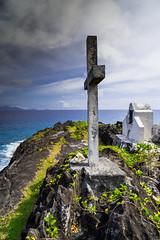 2016 Ave Maria (jeho75) Tags: ocean cliff silhouette zeiss island maria sony kreuz seychellen ozean ilce klippe 7m2