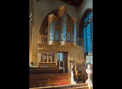 All Saints 0639 (stagedoor) Tags: uk england copyright building church architecture town chapel olympus organ rutland oakham allsaints listed grade1 georgegilbertscott em1 eastmidlands