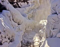 Dorwin Falls (klauslang99) Tags: nature northamerica naturalworld northamerican klauslang falls rawdon quebev canada waterfall winter ice snow water dorwin