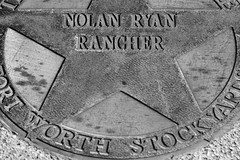 Nolan Ryan (dangr.dave) Tags: architecture downtown texas tx historic rancher fortworth cowtown stockyards nolanryan tarrantcounty panthercity