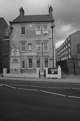 Old St Pancras Church House (IanAWood) Tags: urban stpancras walkingwithmynikon lbofcamden nikkorafs28mmf18g nikondf