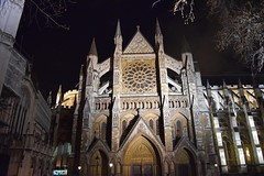 The Abbey II (StevenParsons42) Tags: london westminster abbey architecture night outside