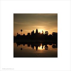 Angkor Wat, Cambodia (Ian Bramham) Tags: sunrise photo cambodia angkorwat tpe ianbramham
