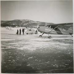 Fly på Hammervatnet (1954)
