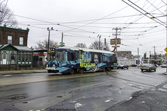 Septa Kawasaki LRV (ExactoCreation) Tags: trolley tram rail transit septa streetcar kawasaki