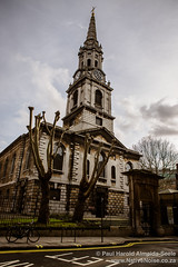 St Giles-in-the-Fields Church, London