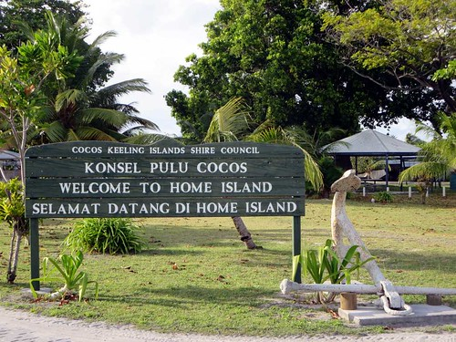 Welcome to Home Island