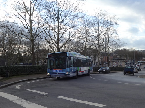 Irisbus Agora S n°5039  -  Rouen TCAR - Ligne 22