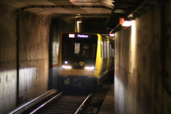 ICKE Einfaht 1026-4 (Hannes Eisenach) Tags: berlin underground subway u2 tunnel ubahn fahrzeug pankow icke bvg nahverkehr 1026410251