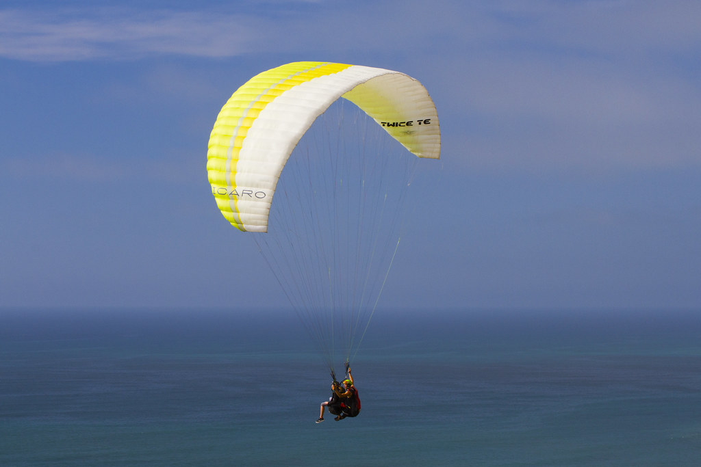 The World's most recently posted photos of paragliding and