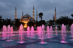 _EEU1012 (TC Yuen) Tags: turkey istanbul mosque bluemosque ottomanmosque