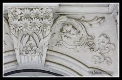 Ornamentacin en el modernismo (jarm - Cartagena) Tags: espaa architecture spain arquitectura artnouveau espagne cartagena detalles modernismo modernista ornamentacin jarm casamaestre vctorbeltr