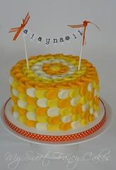 Birthday Cake by Kristen, Northern Utah, www.birthdaycakes4free.com