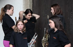 Ortskonzert Musikschule Region Laufenburg, Remigen