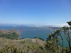 Golden Gate Bridge (1) (christianzink) Tags: ocean bridge usa west golden coast gate san francisco roadtrip tor amerika rundreise atlantik zum wahrzeichen staaten westen westkste vereinigte traumurlaub