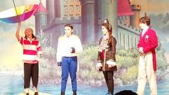 2016-03-19 - Randolph Middle School - The Little Mermaid 277 (zigwaffle) Tags: march newjersey play singing dancing nj acting middleschool grimsby randolph juniorhigh thelittlemermaid 2016 princeeric