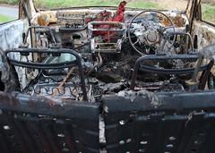 1998-2006 Honda HR-V (Stuart Axe) Tags: stolen burn burnt fire abandoned rust rusty rusted bangerap wreck derelict decay decaying decayed junk junked arson scrapcars scrapcar junkyard dumped dump rotten rotting rubbish car cars old rusting corroded corrosion scrap mouldy mould waste wasted gb uk england greatbritain crap crcar crapcars scrappage abandon abandonment nicked unitedkingdom honda hrv hondahrv westhanningfield westhanningfieldroad halllane burntout dash dashboard
