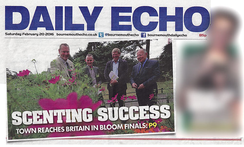 Bournemouth in Britain in Bloom Echo 1