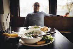 Lunch With Eric (LookatLao) Tags: babar lookatlao