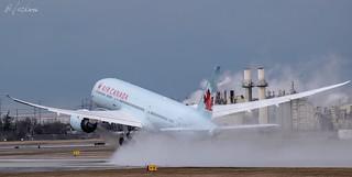 Air Canada Boeing 787-900 Dreamliner