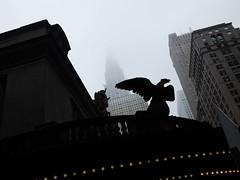 Grand Central fog (JayJay p i c t u r e s) Tags: new york fog manhattan central grand shades midtown brouillard ombres