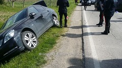 Incidente in via Hochberg a Bastia Umbra (25) (Gruppo Editoriale UmbriaJournal) Tags: bastia incidente
