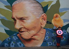 Mural (Jos Lira) Tags: mxico amrica mural arte araa morelos tepoztln capitn