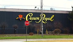 Crown Royal (annebower10) Tags: royal canadian rye blended whisky crown bottled