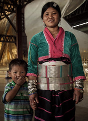 Shan Tribe, Myanmar (MeriMena) Tags: travel colors canon eyes asia faces traditional smiles myanmar shan tribe cultures portrates canon450d merimena