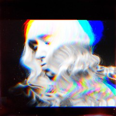 Withdrawal (BLACK EYED SUZY) Tags: portrait blur girl self blonde dizzy exhaustion afterlight glitchart picsart glitche