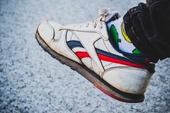 Старые добрые кроссовки. (ruslanasadullin1) Tags: city classic nikon russia sneaker rave kazan reebok ufa funnysocks sneakerhead казань уфа d3100