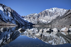 Convict Lake (Maripalli) Tags: california landscapes mammothlakes alpinelake easternsierras 395north
