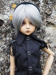 Raven [Kid delf YUZ] (maranwe84) Tags: kid bjd luts delf msd yuz kiddelf