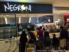 Negroni at HIA Qatar (iCandy Qatar) Tags: airport international qa foodcourt hamad doha qatar negroni hia