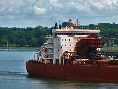 Algoma Integrity (Nicober!!!) Tags: canada river ship quebec cargo stlawrence stlaurent integrity algoma selfloader fkeuve