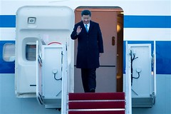 Norcorea, preocupacin principal de la cumbre nuclear (Tu Nexo De) Tags: usa md andrewsairforcebase