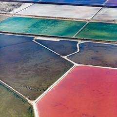 Salt Pan 5.jpg (Hamsters Pics) Tags: abstract landscape colours aerial adelaide algae saltpan