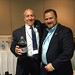 """Erik Grunwald and Steven Nelson tending bar at the hospitality suite.Photo credits: Bart ClearyMore information: <a href=""""http://northraleighrotary.org/2016-district-conference"""" rel=""""nofollow"""">northraleighrotary.org/2016-district-conference</a>"""