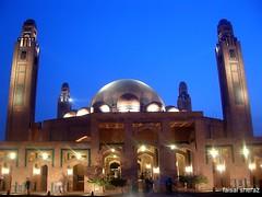 Bahria Masjid (Faisal Shiraz) Tags: pakistan nikon coolpix punjab lahore masjid faisal 3700 sheraz bahria