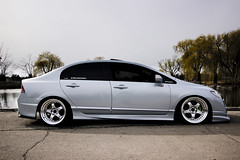 _MG_6851 (MRD Media) Tags: toronto work wheels clean simply acura stance csx workwheels