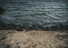 (abidabdulrahman) Tags: sea art love beach stones sony arab saudi stunning romantic jeddah ksa       vsco rx100m3