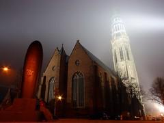 2002_Dsc00434a (niek haak) Tags: mist abbey fog middelburg nieuwekerk abdij langejan