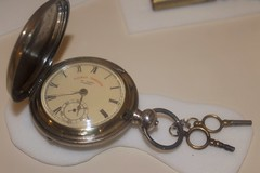 Pocket Watch (Piedmont Fossil) Tags: park museum mississippi military cairo shipwreck national artifact uss vicksburg relic