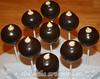 Quadruple Chocolate Cake Pops