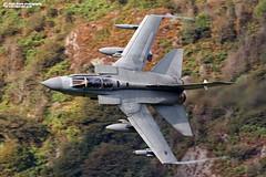 Tornado GR4 ZA553 045 (Nigel Blake, 12 MILLION...Yay! Many thanks!) Tags: uk wales loop aviation tornado raf mach 045 corris gr4 marham lfa7 nigelblake nigelblakephotography za553