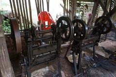Rubber factory at Bilugyun, Mawlamyine (Michael Chow (HK)) Tags: myanmar bilugyun mawlamyine